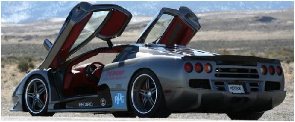 Shelby Supercars Ultimate Aero Twin Turbo Car Zo Freak